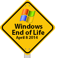 Microsoft Windows XP End of Life